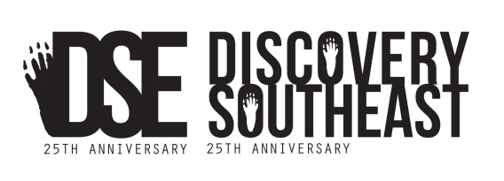 25th Anniversary logo redesign for Discovery Southeast