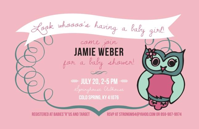Jamie's Invite
