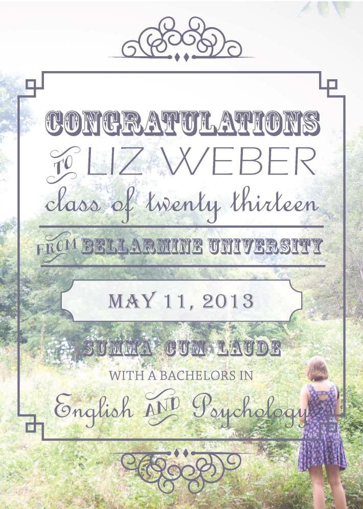 Liz Invitation